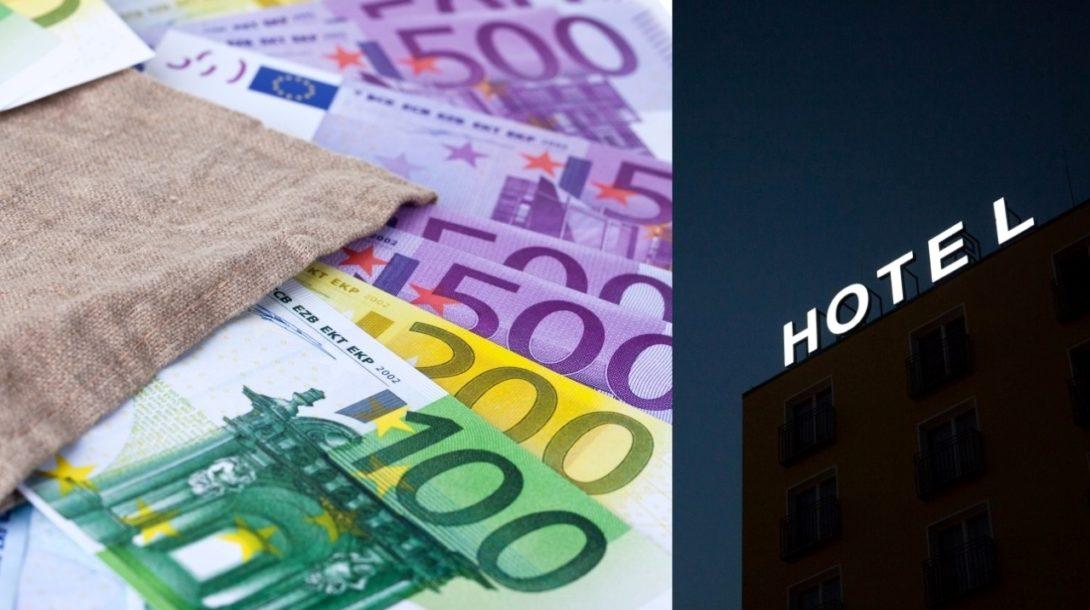 Hotel peniaze