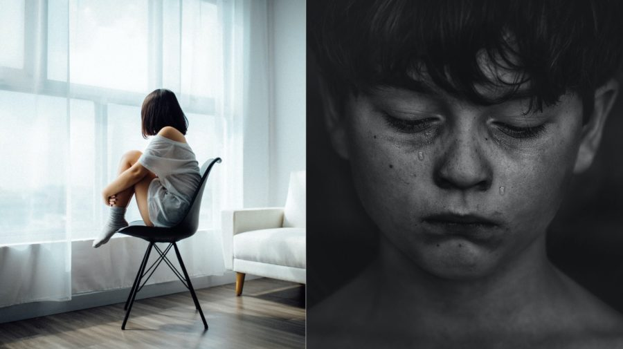 detstvo, trauma, psychologia, štúdia
