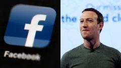Facebook výpadok Mark Zuckerberg