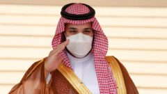 princ saudská arabia