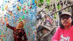 Plastové múzeum v Indonézii