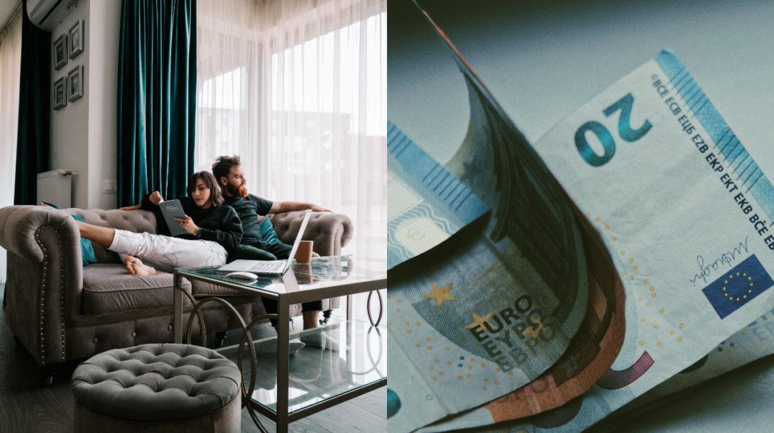Pár, peniaze