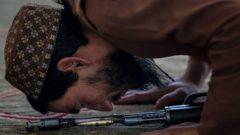 Taliban modlenie