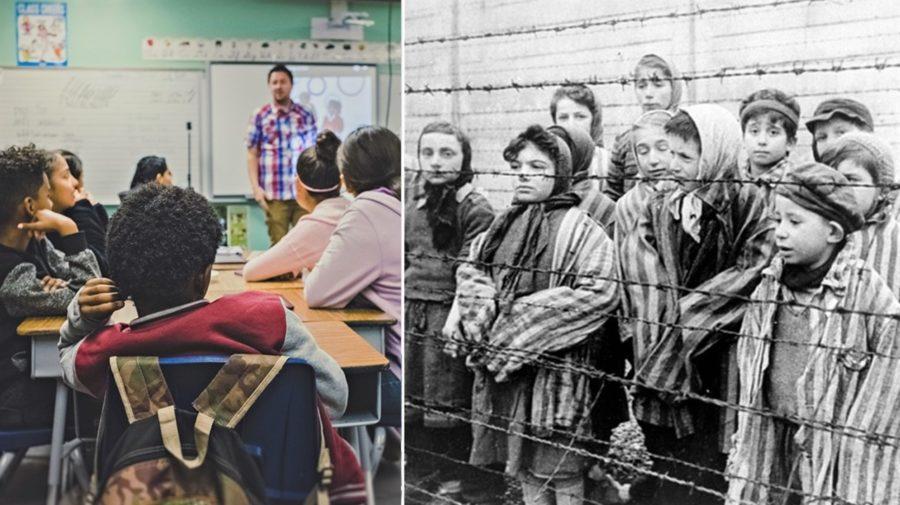 učitelia škola holokaust alternatíva